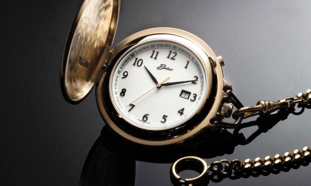 Savonette Pocket Watch
